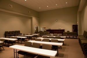 YWAM Louisville Classroom