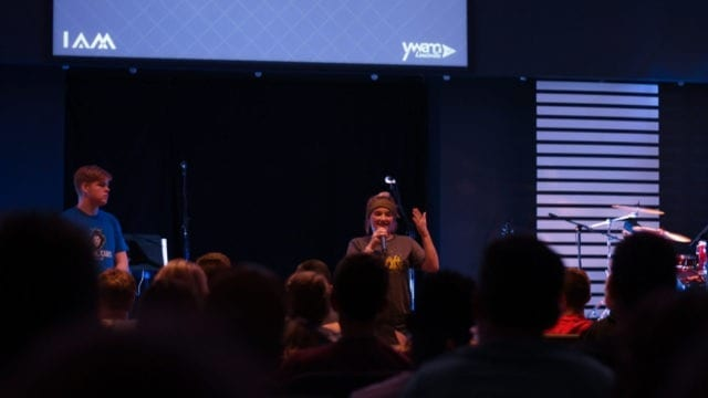 sharing testimony of what happened in YWAM mission adventures