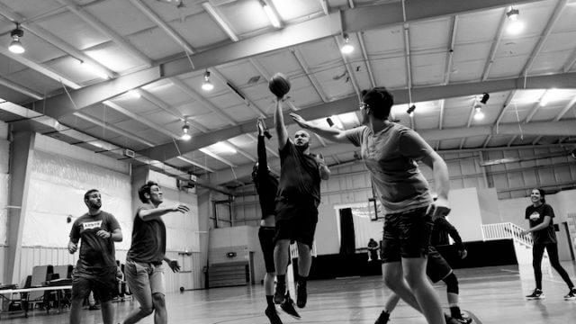 YWAM DTS Basketball Elective