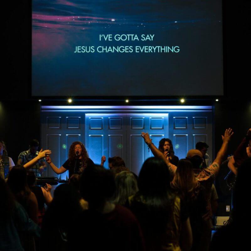 YWAM Worship Building
