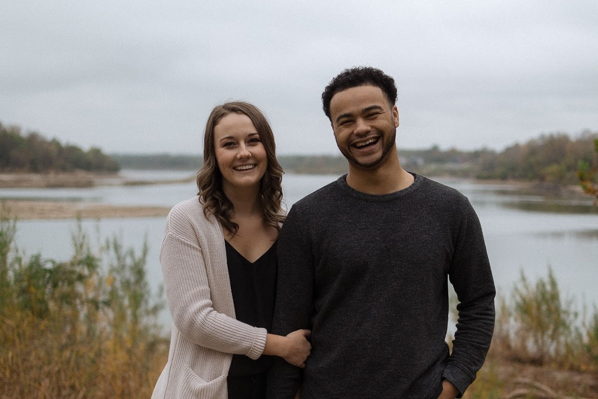 Gabe and Maddy Smith 2020