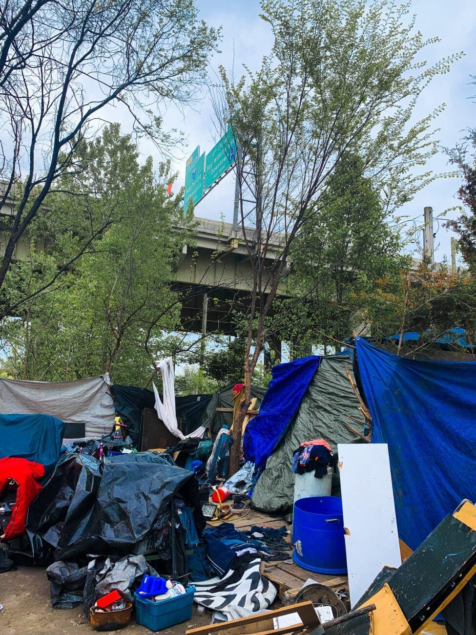 JD homeless bridge house