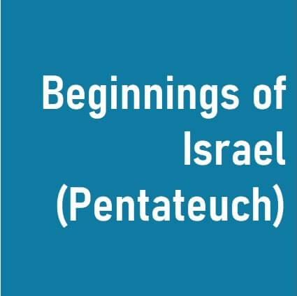 Beginning of Israel - BSN
