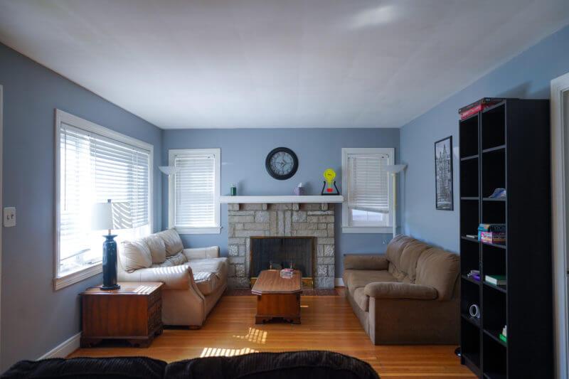 Livingroom YWAM DTS