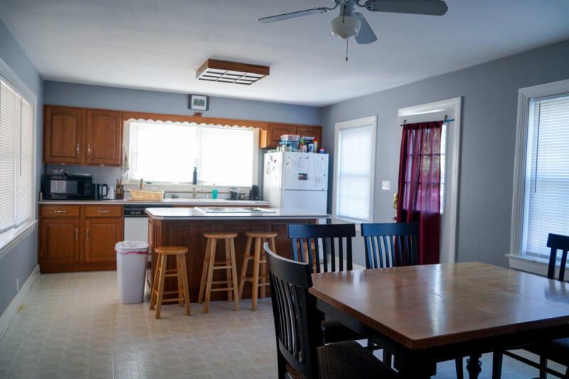 Kitchen at YWAM
